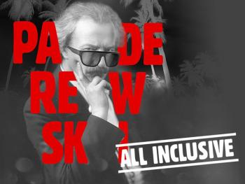 Paderewski All Inclusive - widowisko multimedialne
